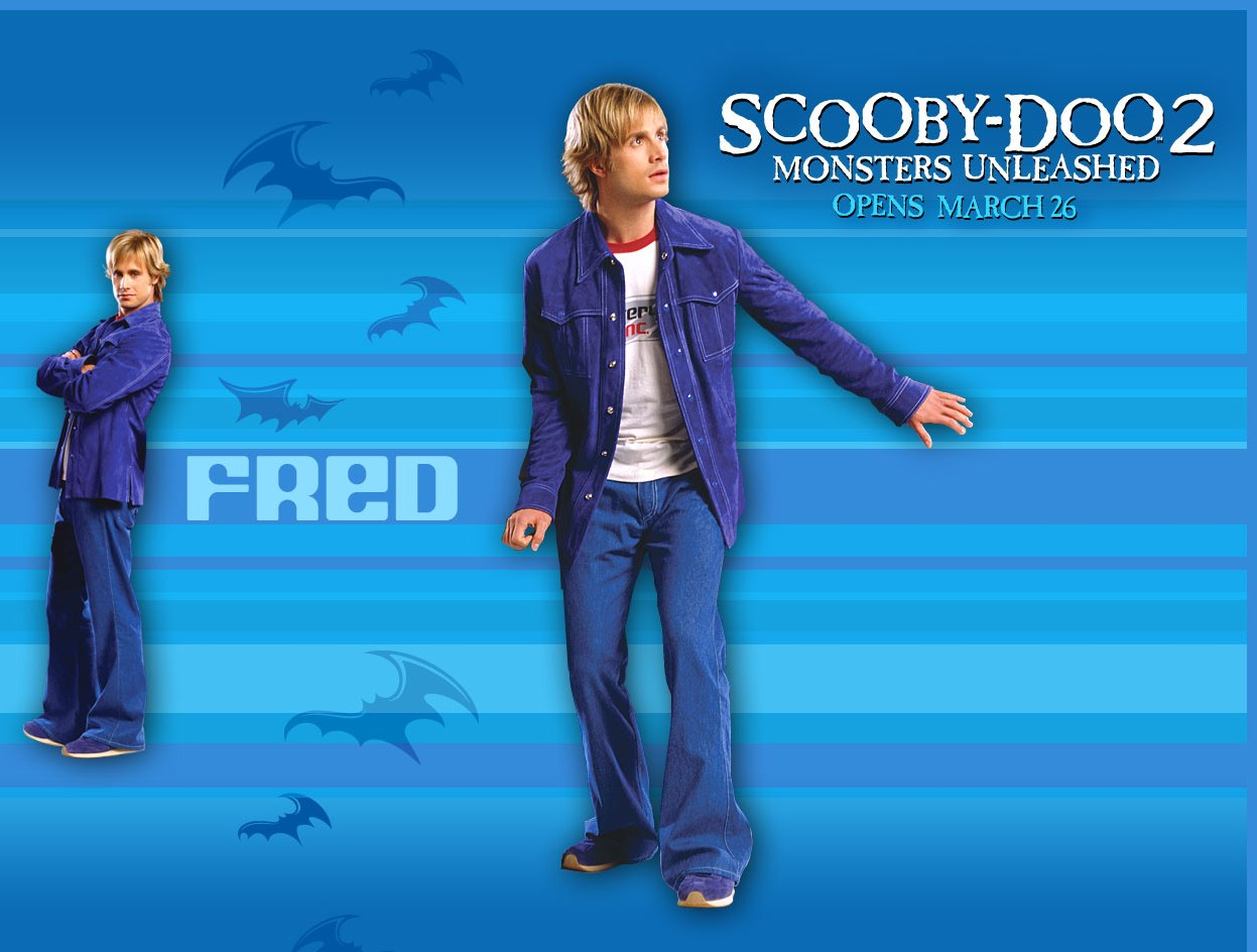 Scooby Doo - Fred