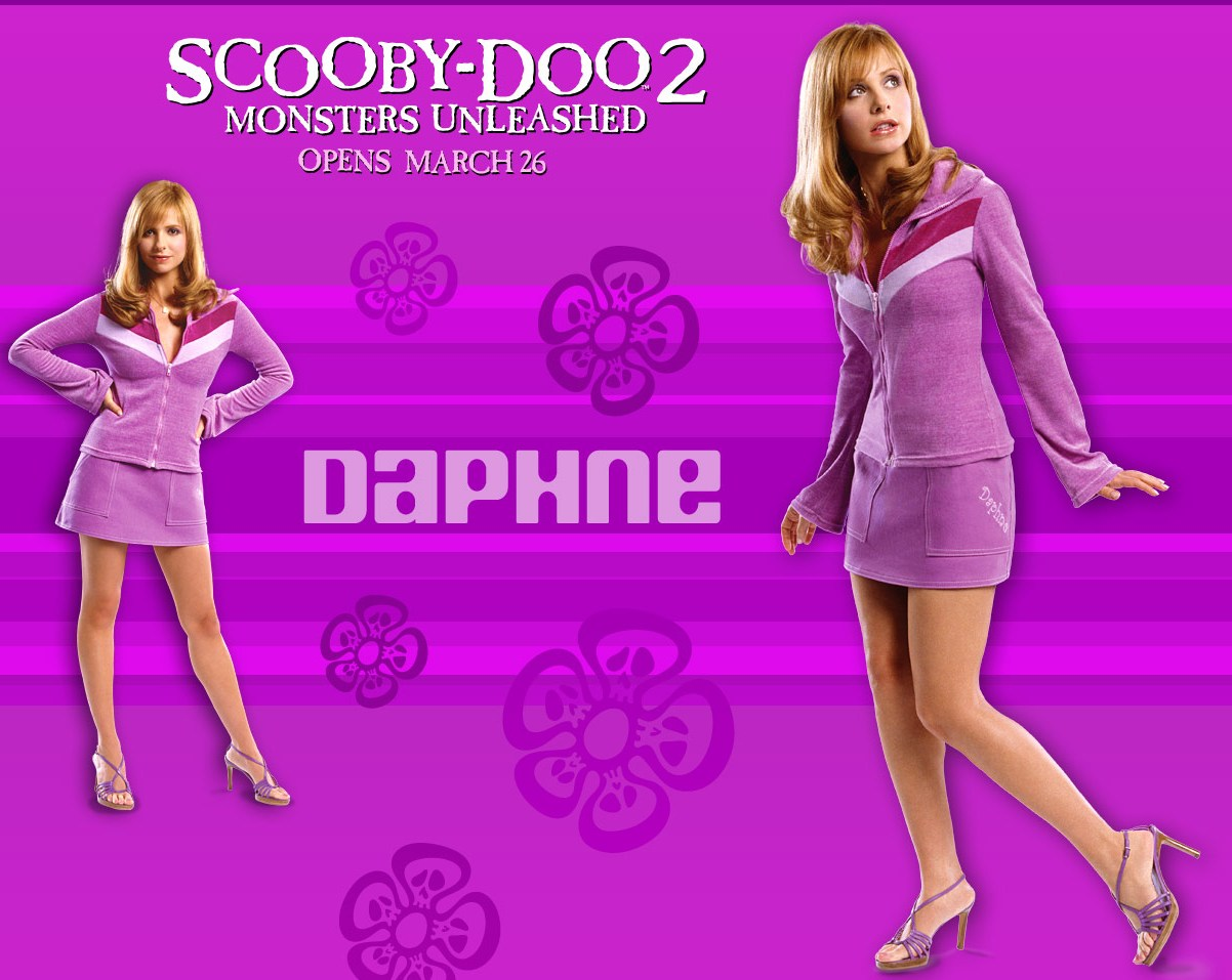 Cat film scooby doo - Daphne dans scooby doo ...