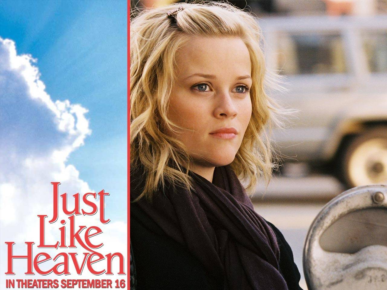 Se solo fosse vero (Just Like Heaven) - Elizabeth Masterson (Reese Witherspoon) - David Abbott (Mark Ruffalo)