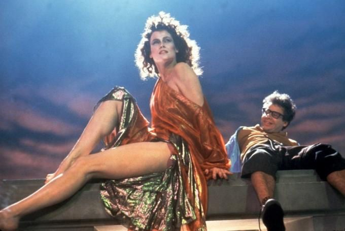 Sigourney Weaver - Ghostbusters