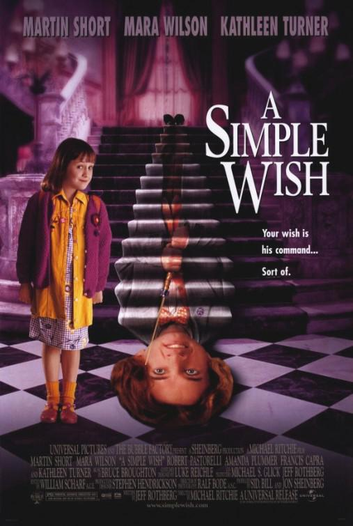 Simple Wish - Martin Short - Mara Wilson - Kathleen Turner