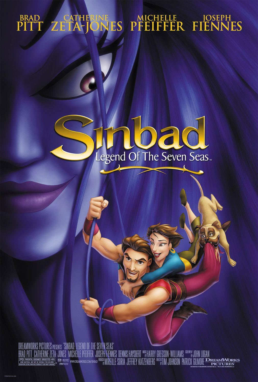 Sinbad la Leggenda dei Sette Mari - Sinbad Legend of the Seven Seas