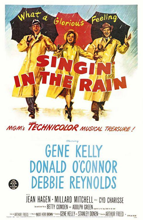 Singing in the Rain  - Cantando sotto la Pioggia