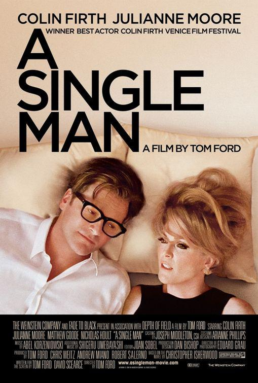 Single Man - Colin Firth - Julianne Moore