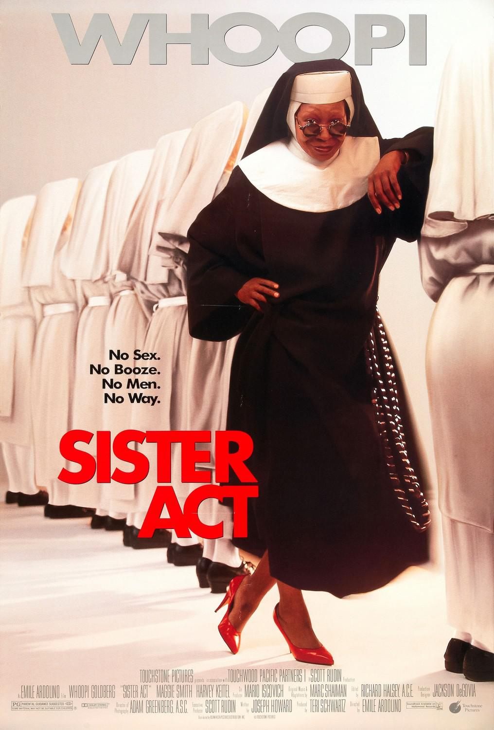 Sister Act - Musical - poster