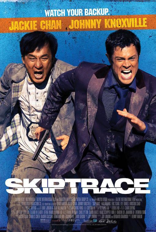 Skiptrace - Missione Hong Kong - Jackie Chan - Johnny Knoxville