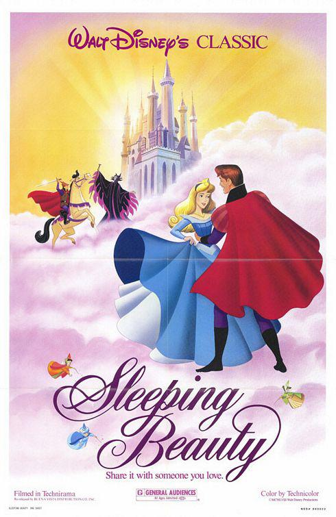 La Bella Addormentata nel Bosco - Sleeping Beauty