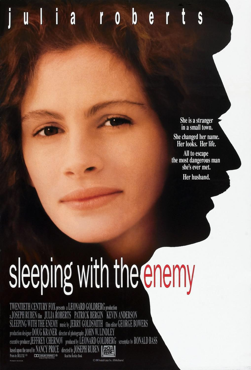 Sleeping with the Enemy - A Letto con il Nemico - Julia Roberts