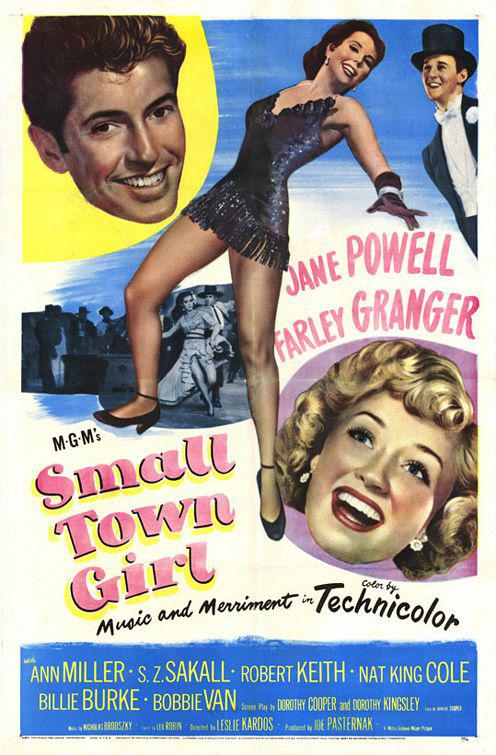 Small Town Girl - Jane Powell - Farley Granger