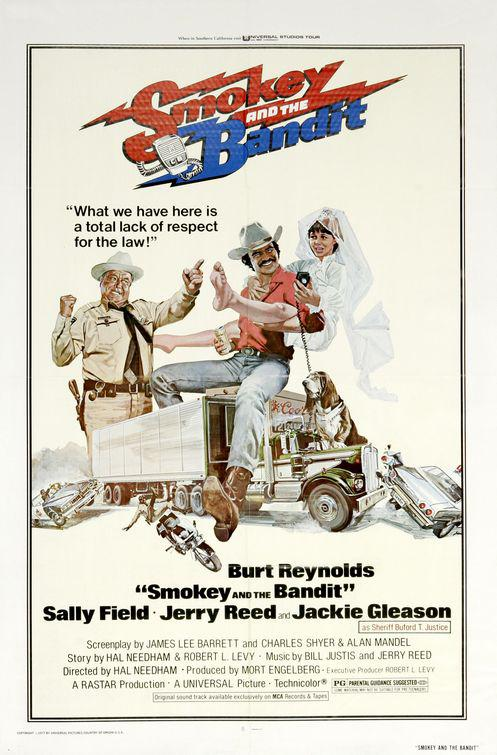 Smokey and the Bandit 1 - Burt Reynolds