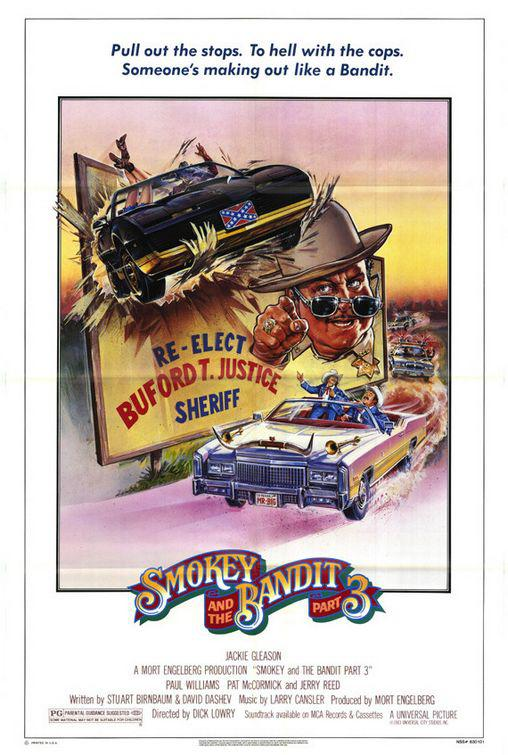 Smokey and the Bandit 3 - Burt Reynolds