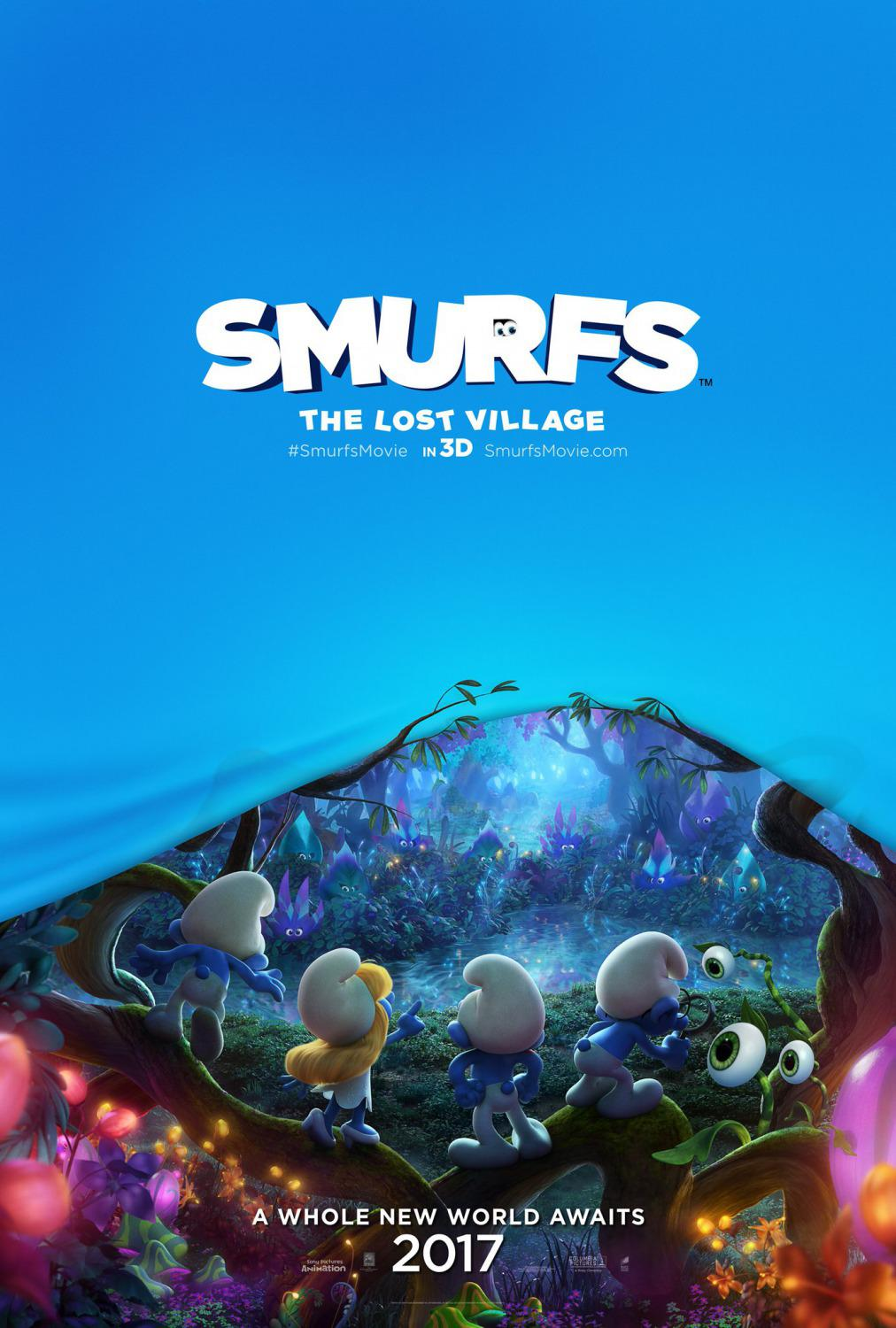 I Puffi e il Villaggio Perduto  - Smurfs and the lost Village