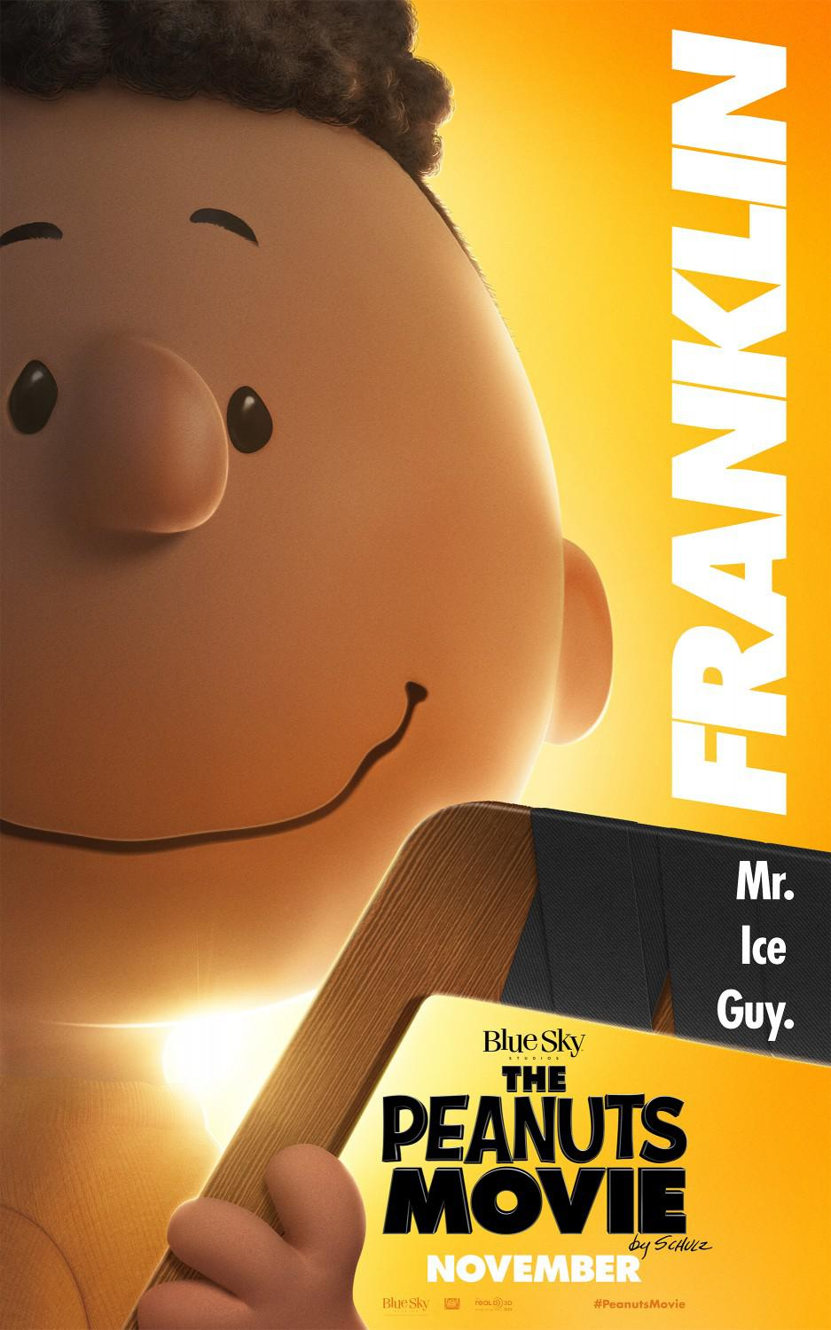 Snoopy and Charlie Brown the peanuts movie - Fracklin