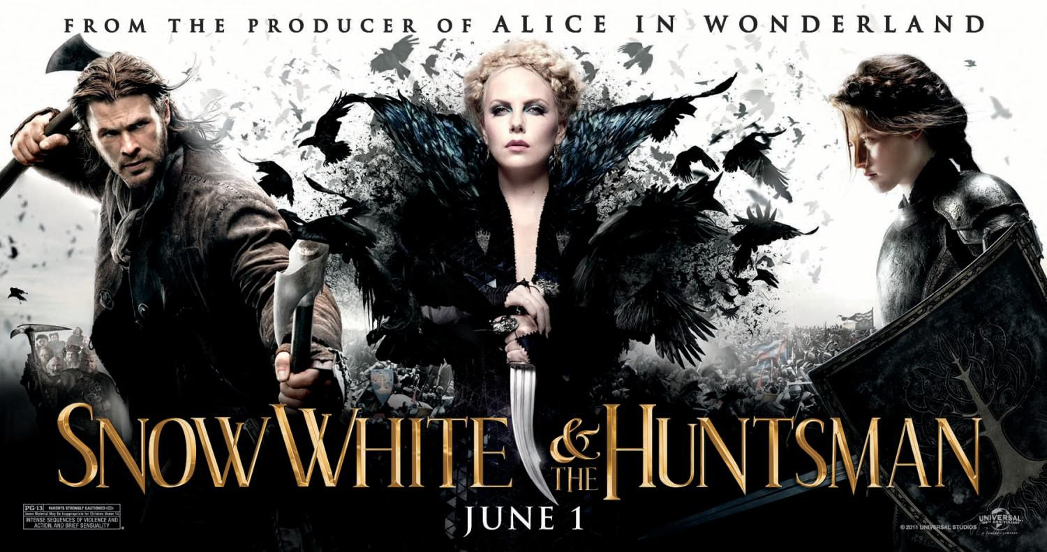 Snow White and the Huntsman - Biancaneve e il Cacciatore -  poster