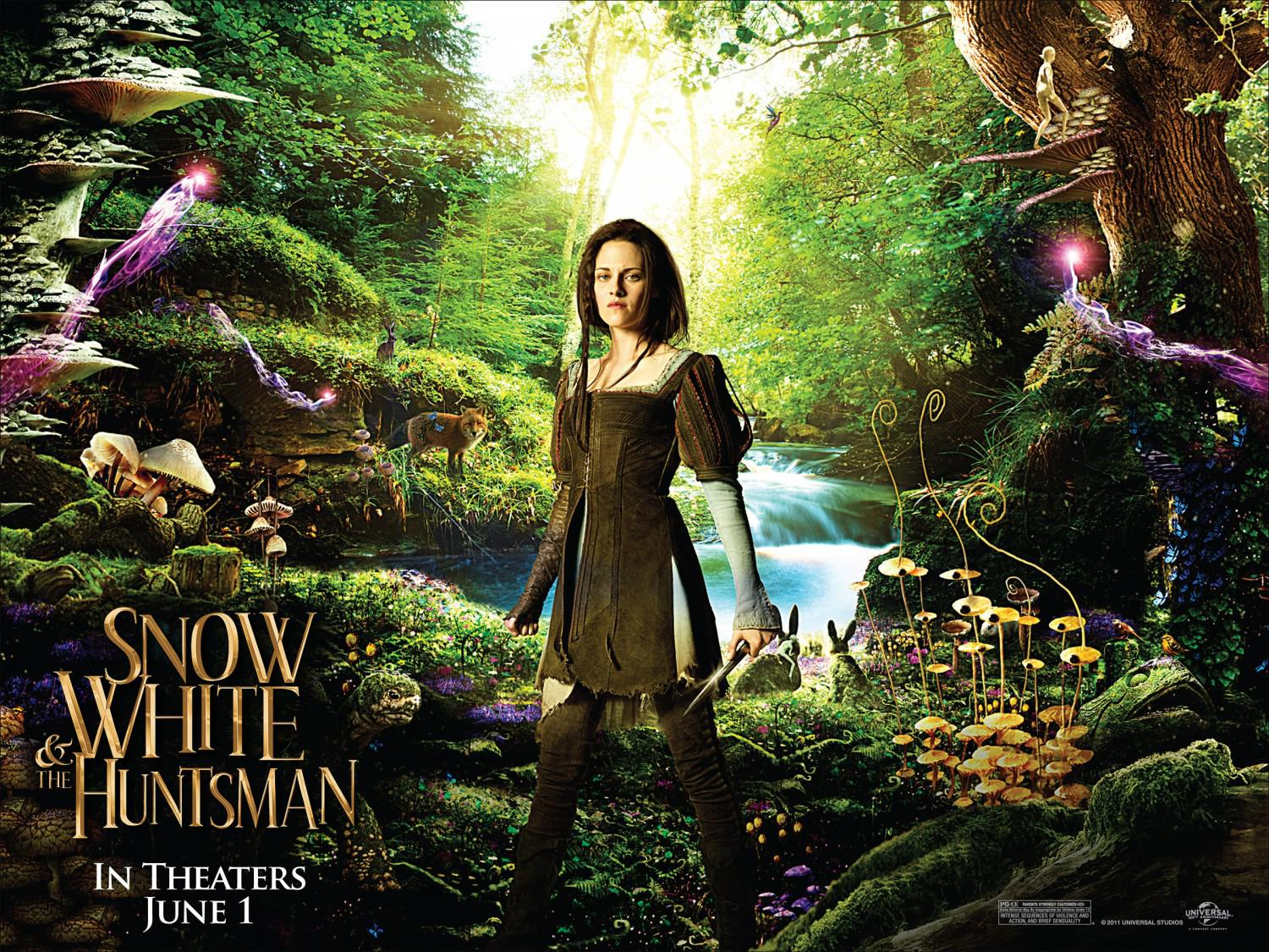 Snow White and the Huntsman - Biancaneve e il Cacciatore - Biancaneve (Kristen Stewart)