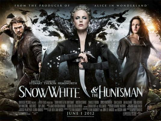 Snow White and the Huntsman - Snowhite - Biancaneve e il Cacciatore