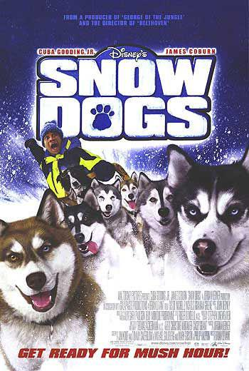 Snow dogs - movie poster