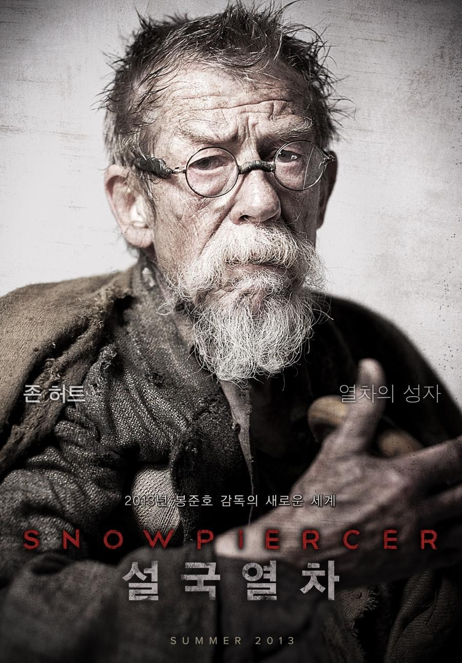 Snowpiercer - Gilliam (John Hurt)