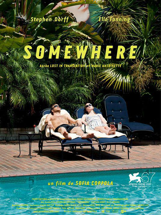 Film - Somewhere - Stephen Dorff - Elle Fanning - de Sofia Coppola