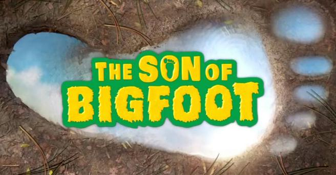 Son of Bigfoot - Bigfoot junior - impronta - footprint - empreinte - huella