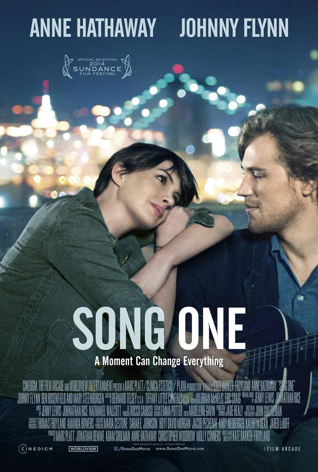 Film - Song one - A Moment can Change Everything - Anne Hathaway - Johnny Flynn