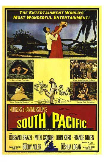 South Pacific - 1958