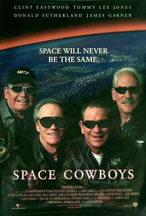Film - Space Cowboys