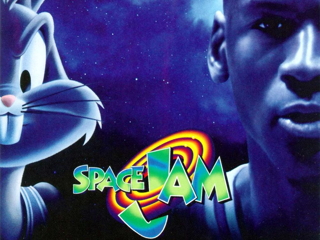 Space Jam - Michael Jordan con i Looney Toons