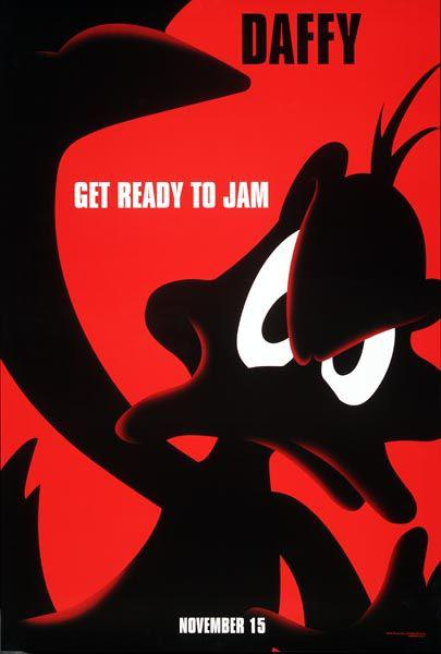 Film - Space Jam - Daffy