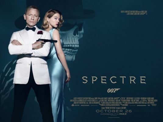 Film - Spy - 2015 - 007 Spectre