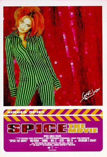 Spice world ... the movie - Ginger Spice
