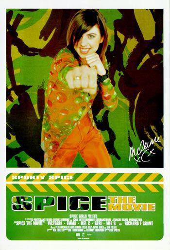 Spice world ... the movie - Sporty Spice