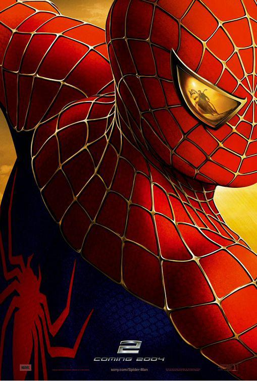 Spiderman 2 - Spider Man two - poster