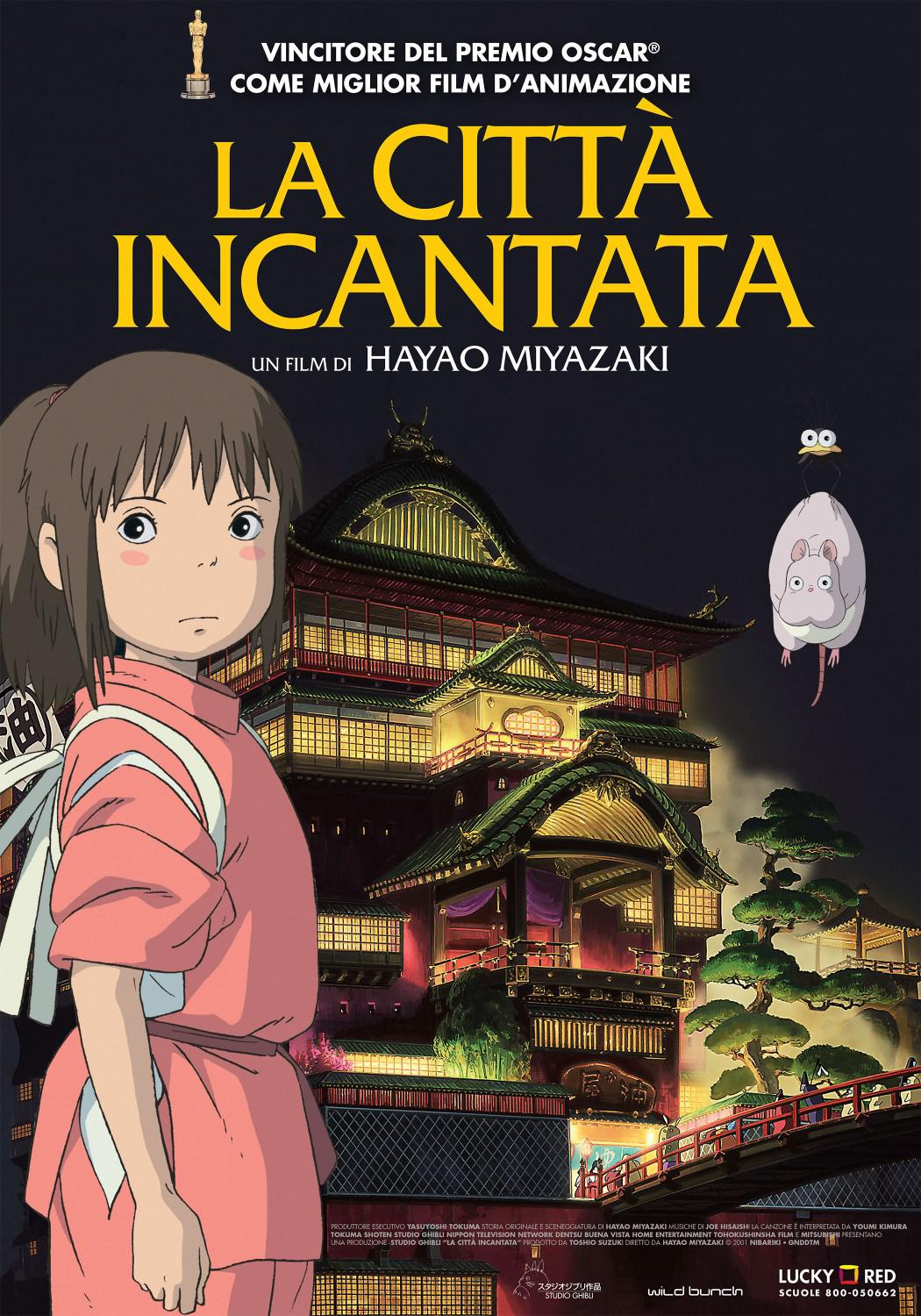 Film - La Città Incantata (Spirited Away)