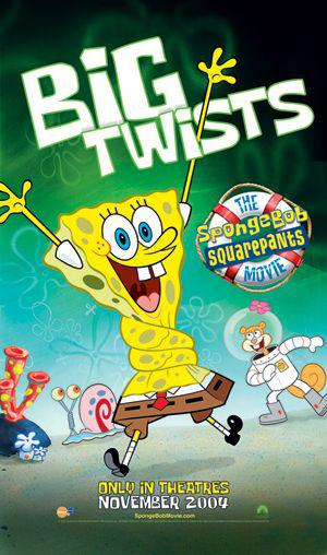 Spongebob il Film (Big Action) - big twists