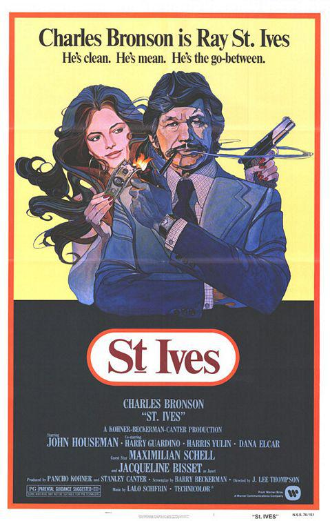 Charles Bronson is Ray St. Ives - Candidato all'Obitorio