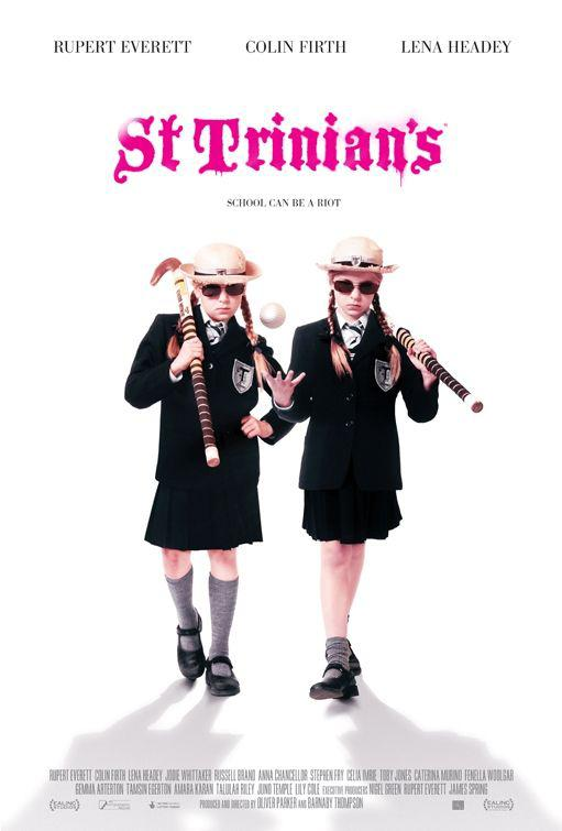 St Trinians - film poster