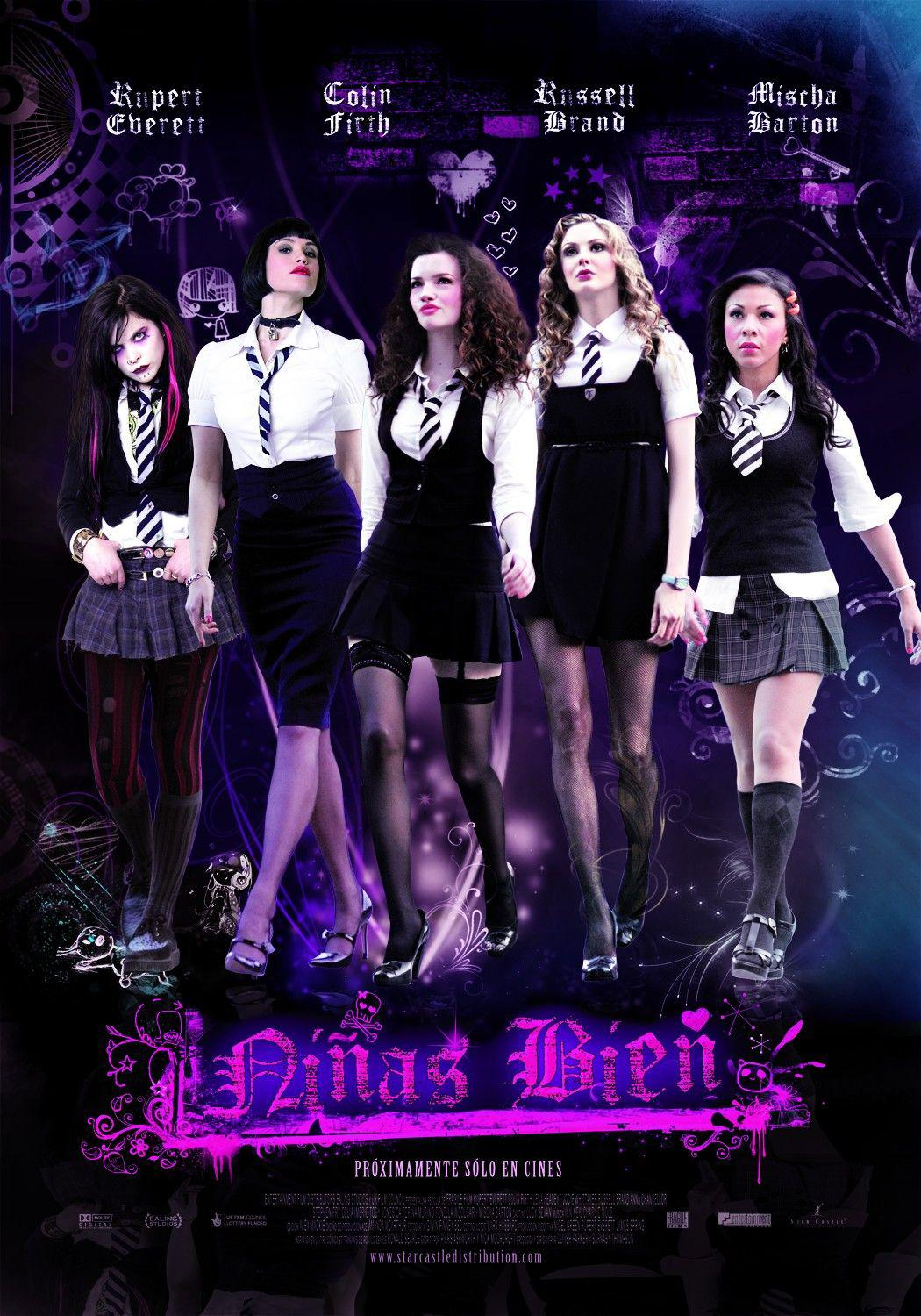 St Trinians - poster