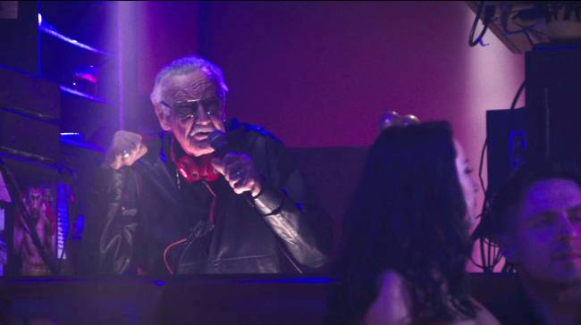 Stan Lee cameo - Deadpool