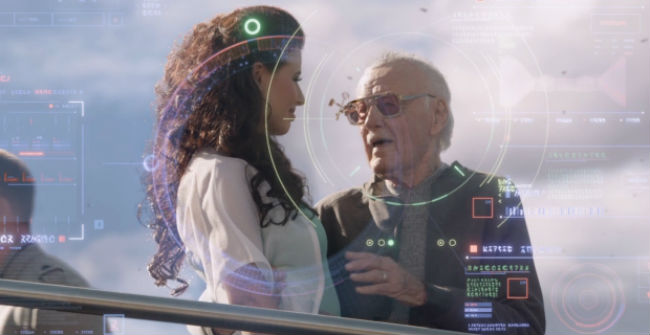 Stan Lee cameo - Guardians of Galaxy - Guardiani della Galassia