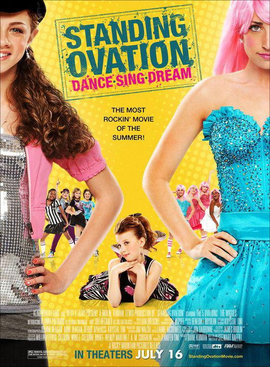 Standing ovation - film poster