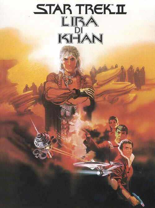 Star Trek 2 - Ira di Khan - Wrath of Khan
