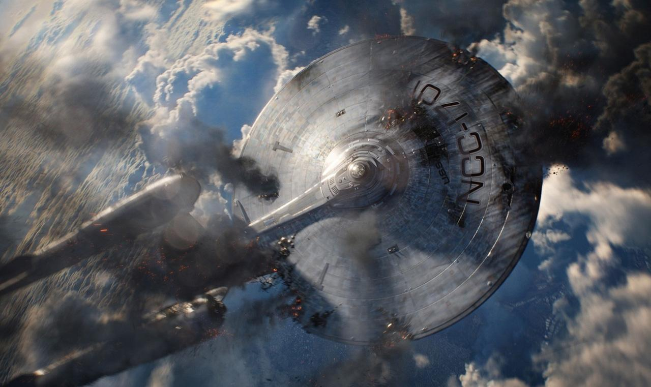 Star Trek 12 Into Darkness - Enterprise