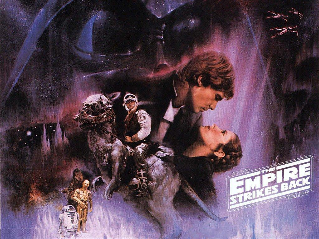 Star Wars 5 - Guerre Stellari episodio II l'Impero colpisce ancora - Empire Strikes Back