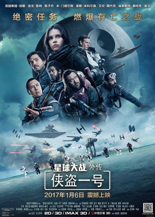 Star Wars - Rogue One a Star Wars story