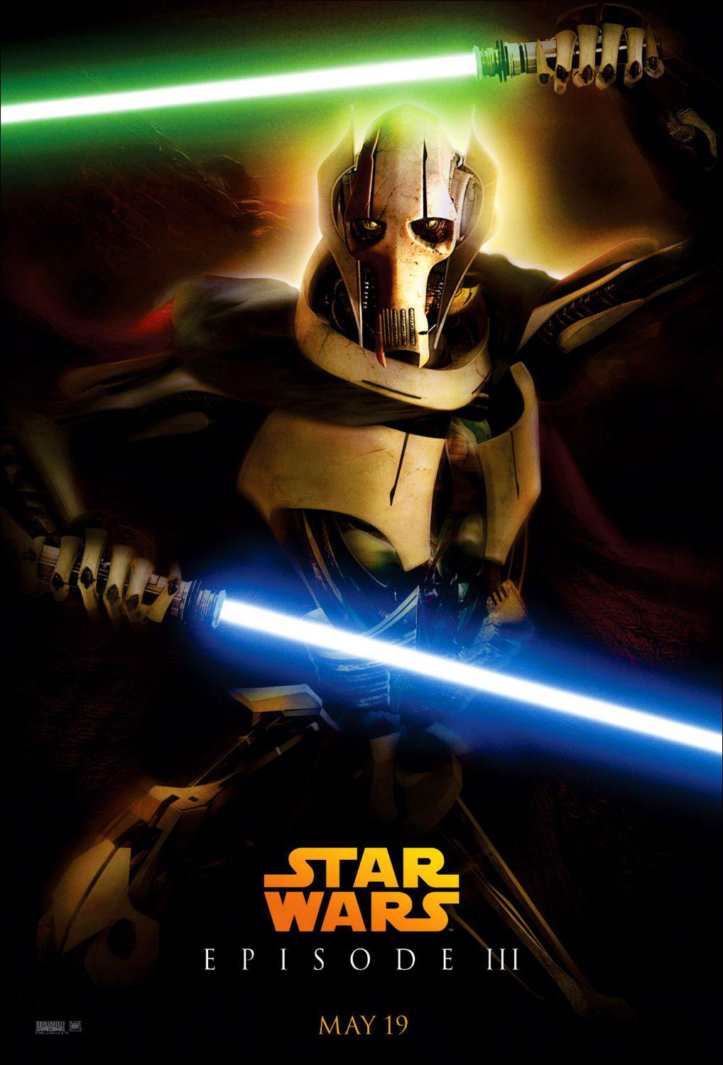 Star Wars 3 - la vendetta dei Sith - Revenge of the Sith - Robot
