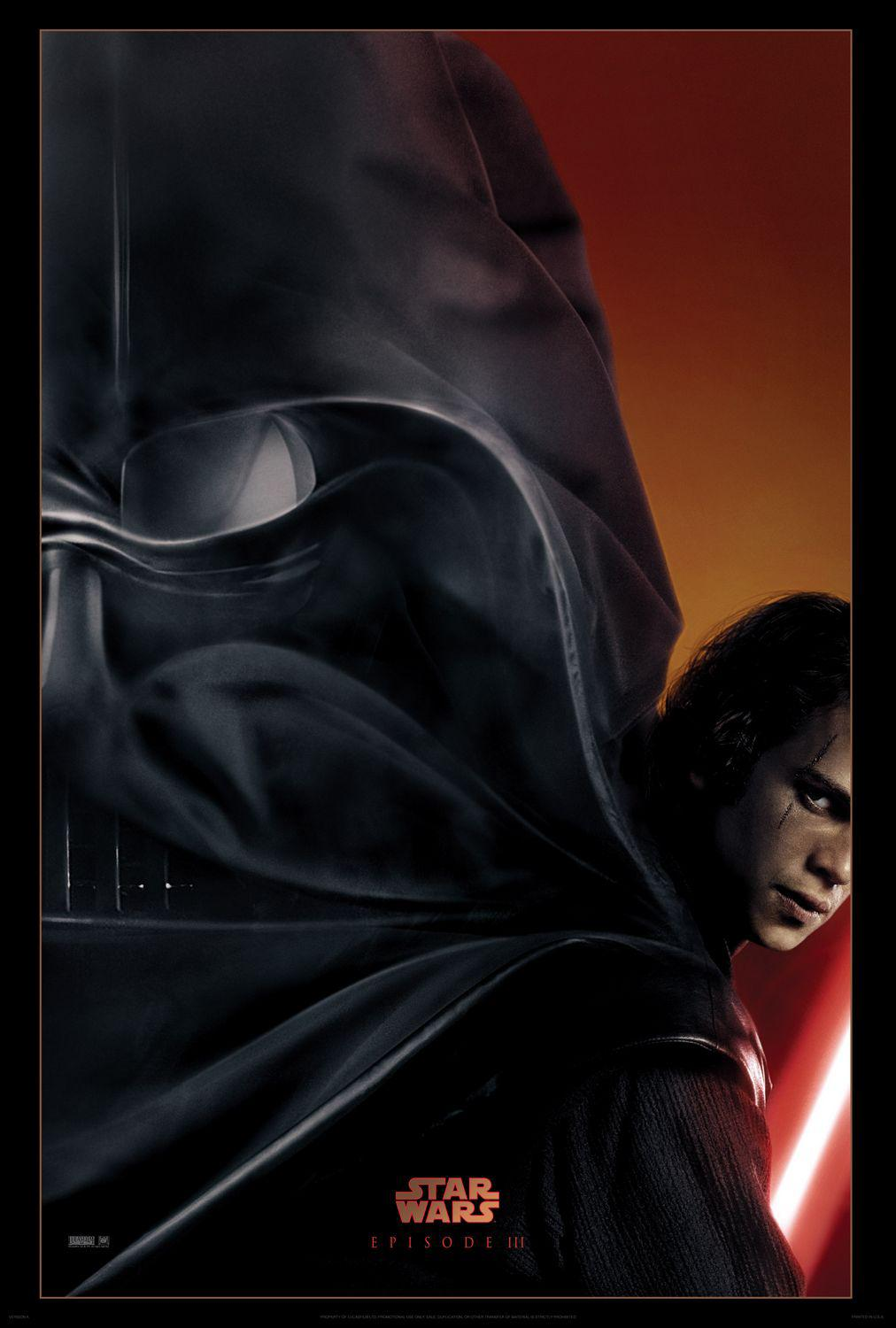 Star Wars 3 - la vendetta dei Sith - Revenge of the Sith