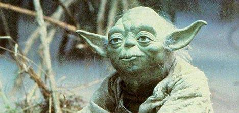 Star Wars 6 - Guerre Stellari 6 il ritorno dello Jedi - Return of Jedi  Yoda