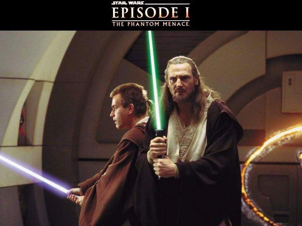 Star Wars I - Guerre Stellari episodio I Minaccia Fantasma - The Phantom Menace