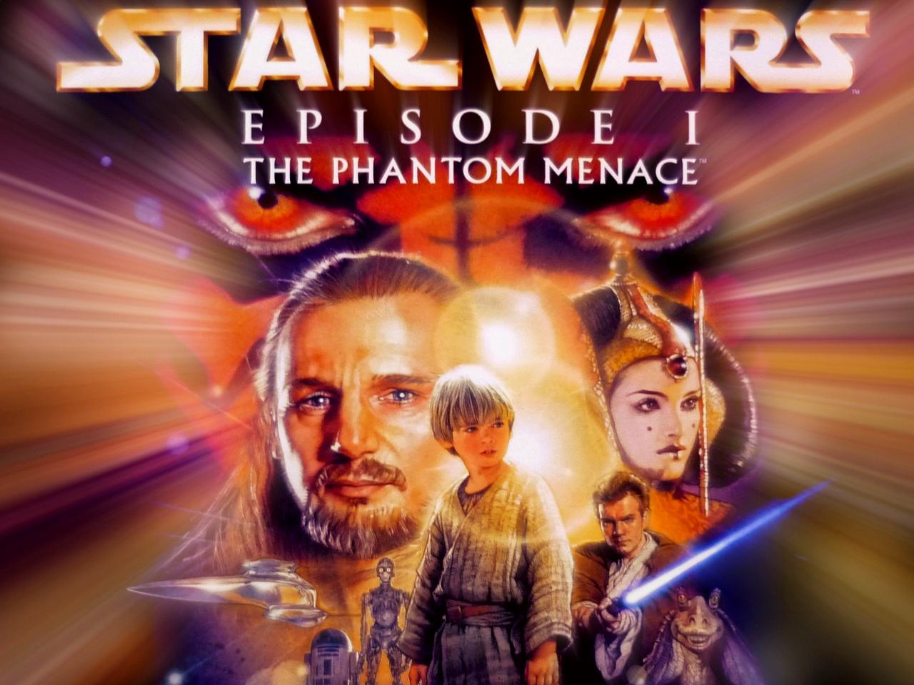 Star Wars I - Guerre Stellari Minaccia Fantasma - The Phantom Menace